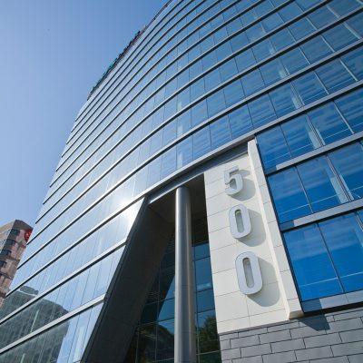 500 Delaware Avenue Commercial built by BPGS Construction