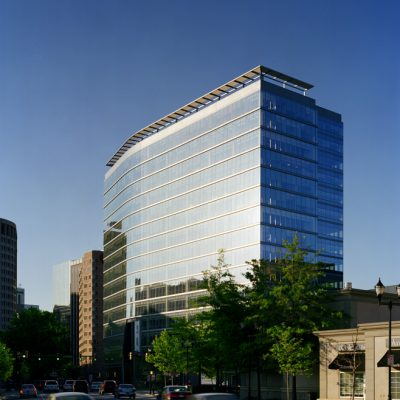 500 Delaware Avenue Commercial built by BPGS Construction