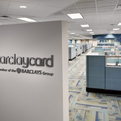 Barclaycard Iron Hill Office built by BPGS Construction