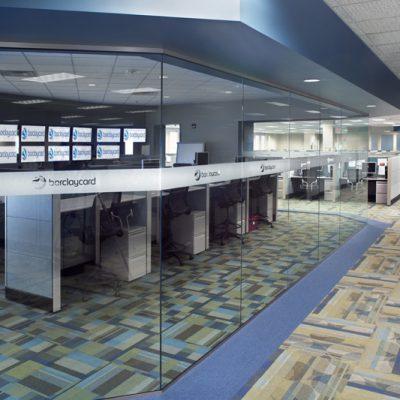 Barclaycard Iron Hill Office built by BPGS Construction