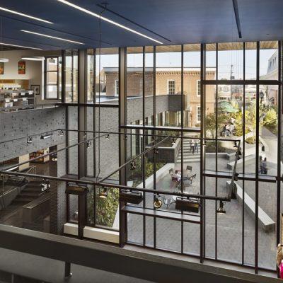 University of Delaware Bookstore built by BPGS Construction