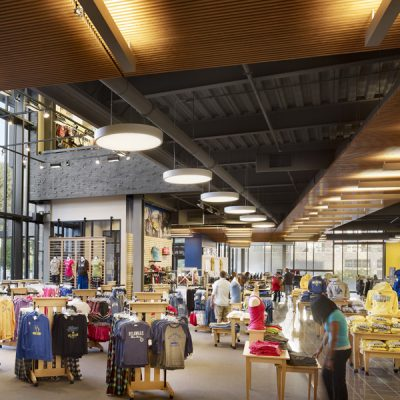University of Delaware Bookstore built by BPGS Construction