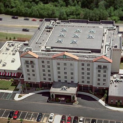 Embassy Suites Newark Hospitality built by BPGS Construction