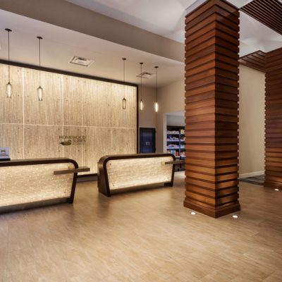 Hilton Homewood Suites New York built by BPGS Construction