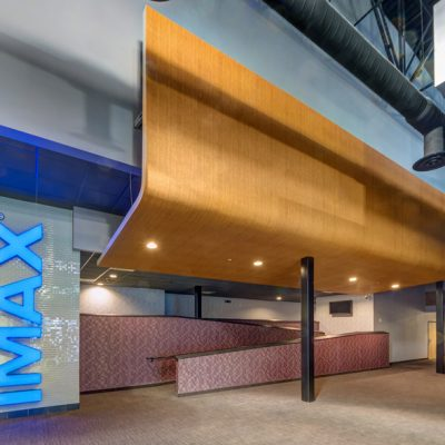 Penn Cinema IMAX Theater built by BPGS Construction