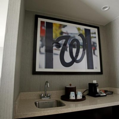 Hampton Inn D.C. Ballpark by BPGS Construction