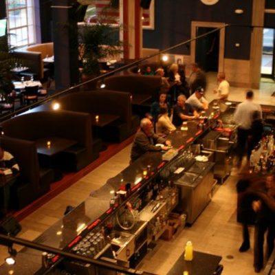 Ernest & Scott Taproom Retail built by BPGS Construction