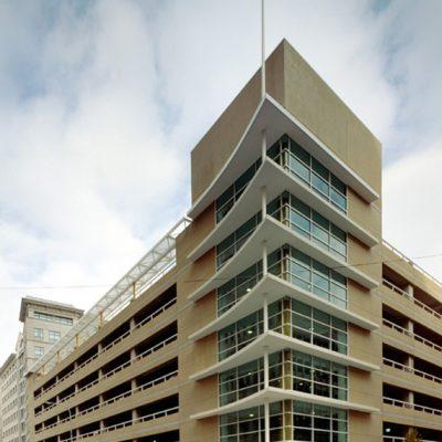 City Center Garage Commercial built by BPGS Construction