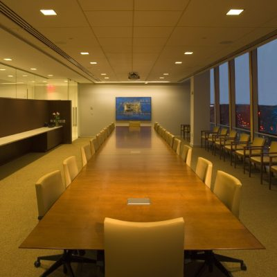 Morris James LP Office by BPGS Construction