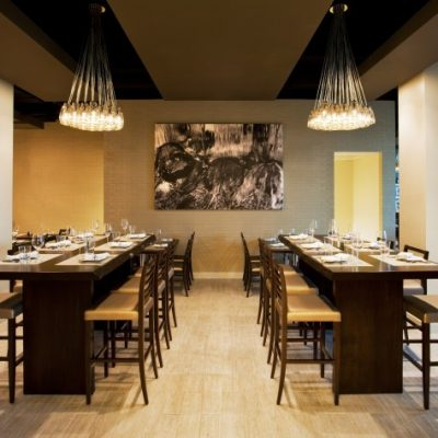 River Rock Kitchen Dining Westin Hotel by BPGS Construction