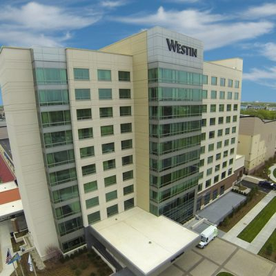 Westin Hospitality renovated by BPGS Construction