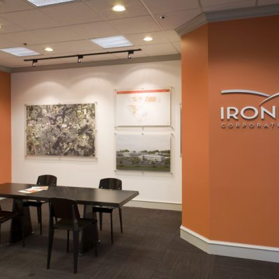 Coventry Iron Hill Office built by BPGS Construction