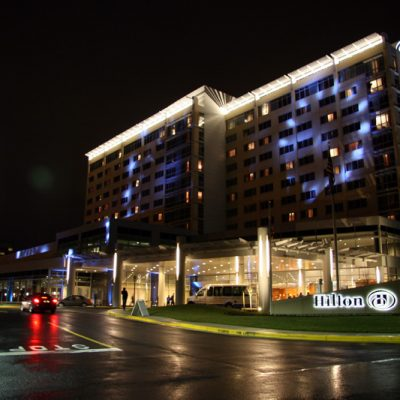 Hilton Baltimore BWI Airport Hospitality by BPGS Construction