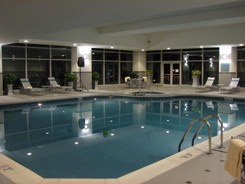 The Hilton Baltimore Bwi Airport Hotel