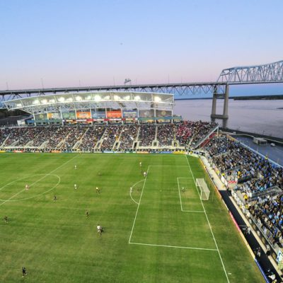 PPL Park built by BPGS Construction