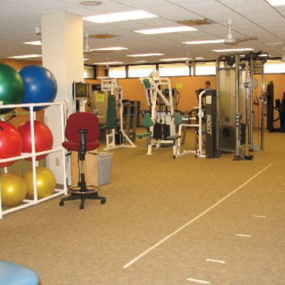 Christiana Care Physical Therapy Healthcare built by BPGS Construction