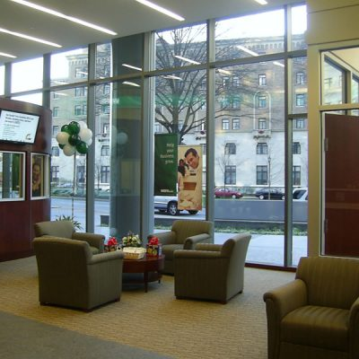 WSFS Commercial built by BPGS Construction