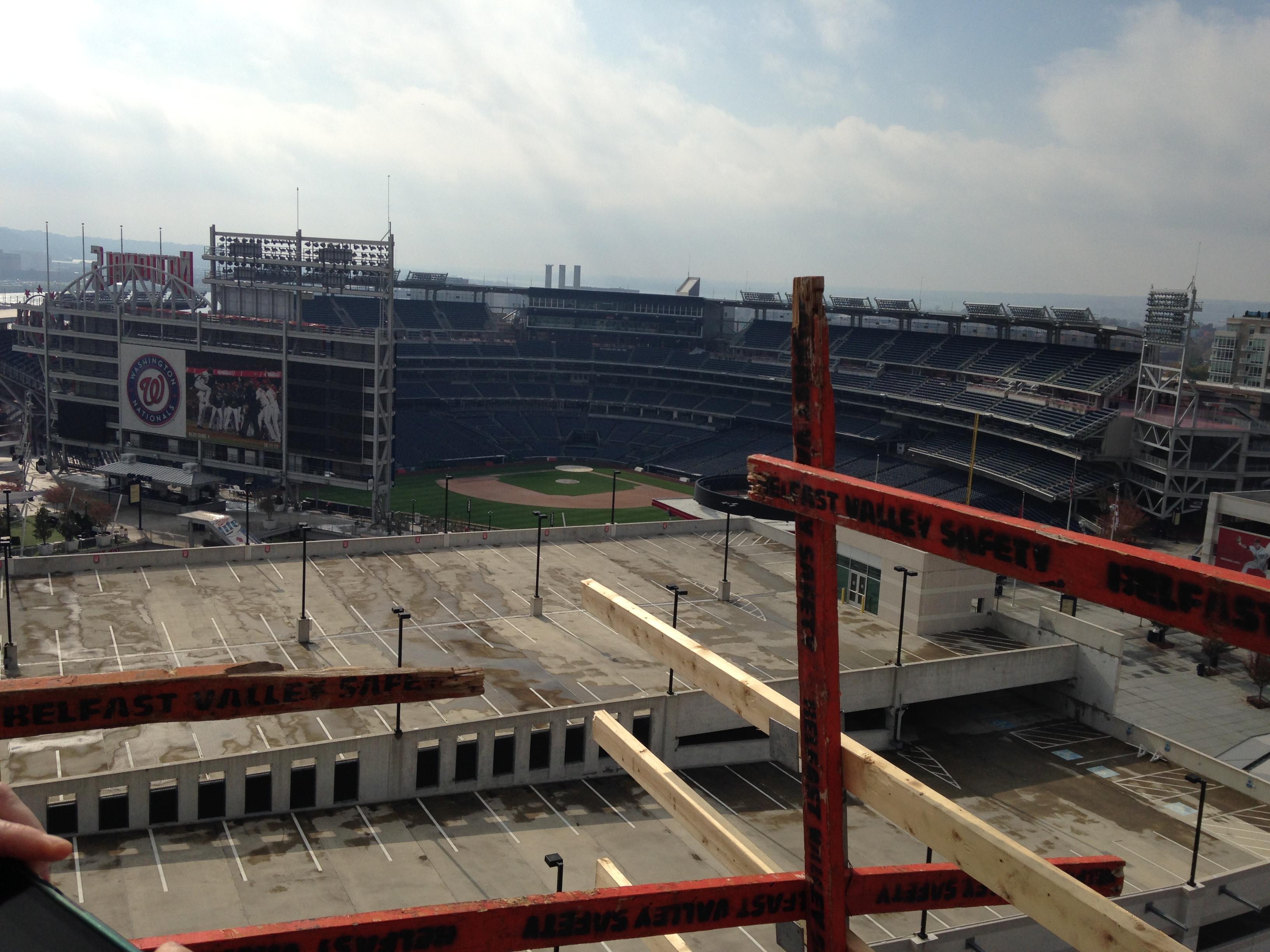 Hampton INN DC Ball Park Created by BPGS Construction