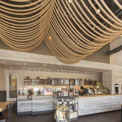 Starbucks Commerical built by BPGS Construction