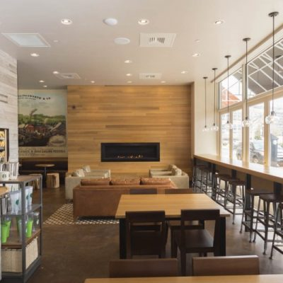 Starbucks Commerical built by BPGS Construction