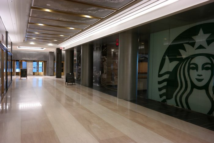 Starbucks by BPGS Construction