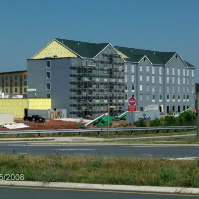 Hilton Garden Inn by BPGS Construction