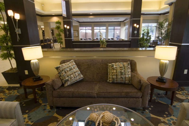 Hilton Garden Inn/Homewood Suites Hilton : BPGS Construction
