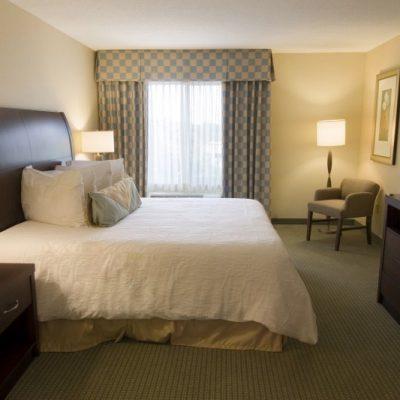 Hilton Garden Inn/Homewood Suites by BPGS Construction