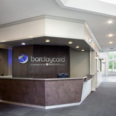 Barclaycard Office by BPGS Construction