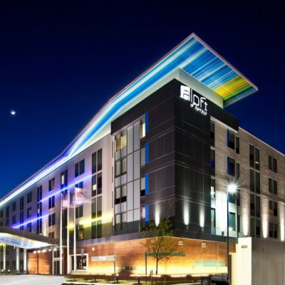 aLoft Dulles by BPGS Construction