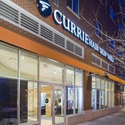 Currie Hair Salon by BPGS Construciton