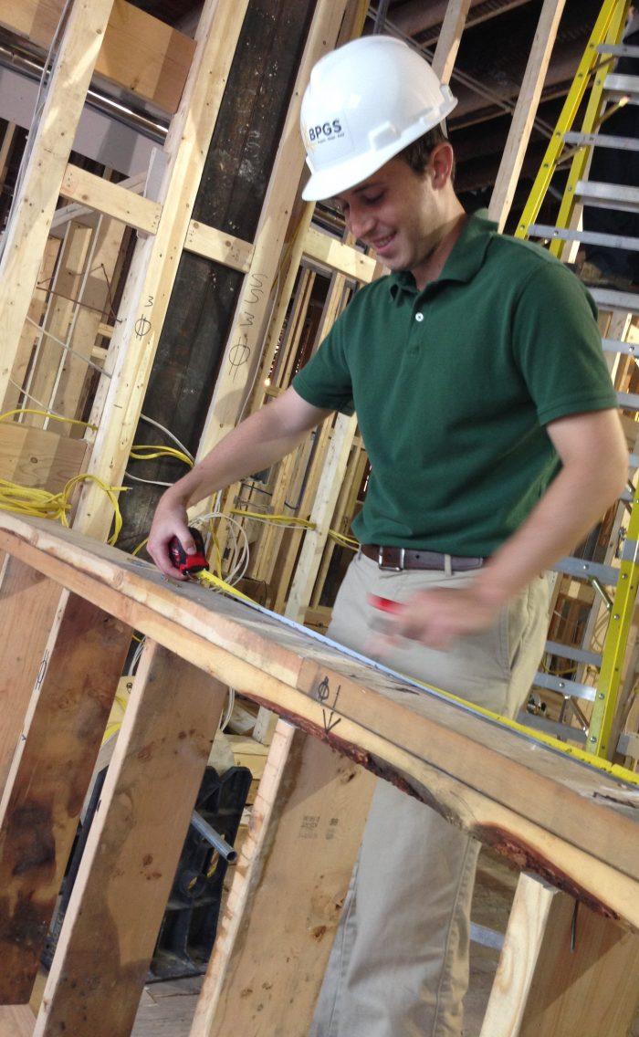 BPGS Construction Internship Program