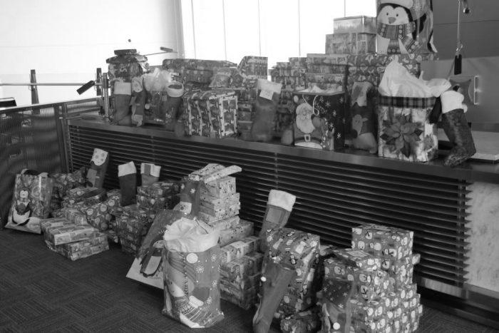 BPGS Construction's Season of Giving
