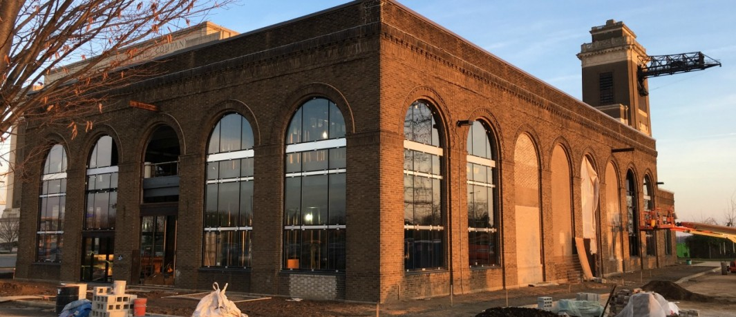 Philadelphia Union Training Facility