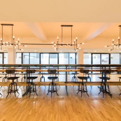 The Mill Co-Working Space by BPGS Construction