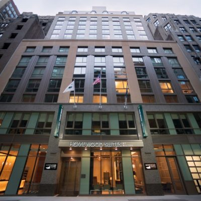 Homewood Suites Midtown Manhattan New York by BPGS Construction