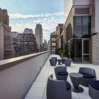 Homewood Suites Midtown Manhattan New York by BPGS Construction