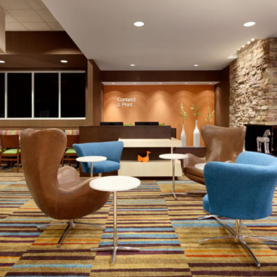 Fairfield Inn King of Prussia BPGS Construction
