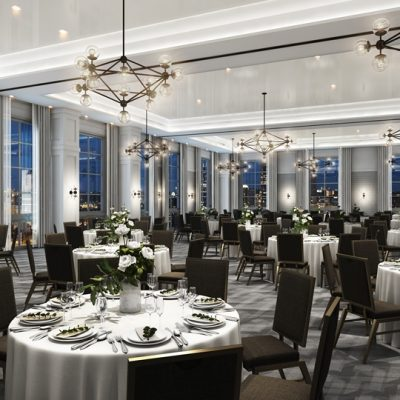 Canopy by Hilton North Bethesda by BPGS Construction