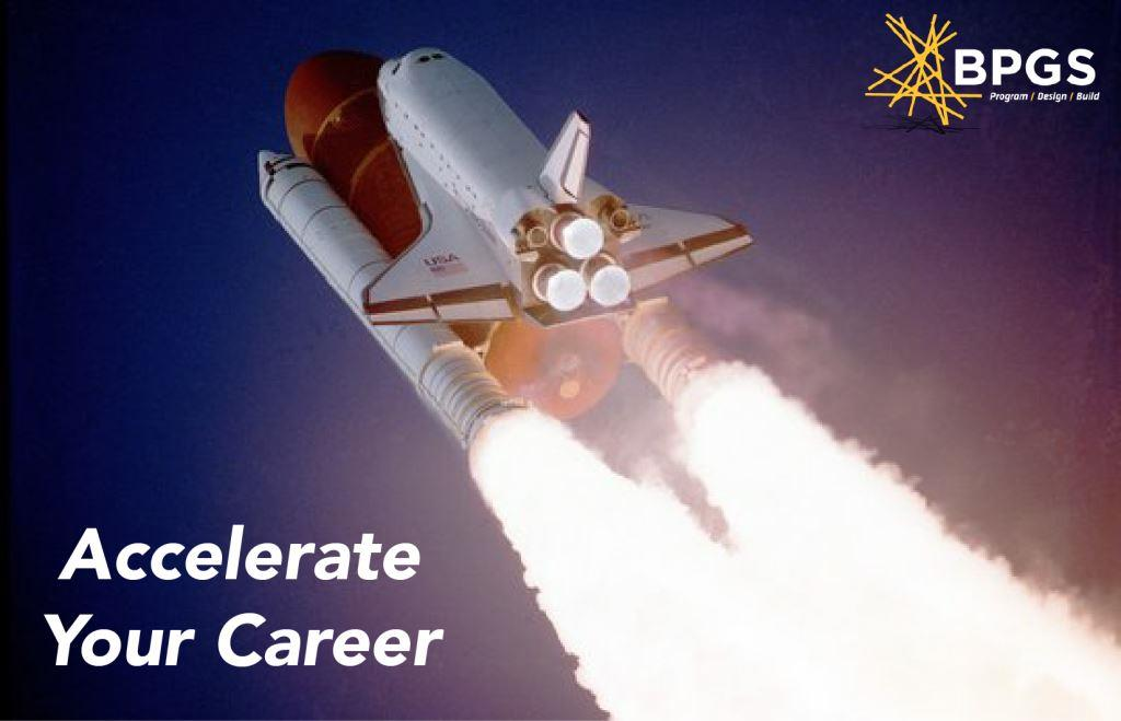 Accelerate Your Career BPGS Construction