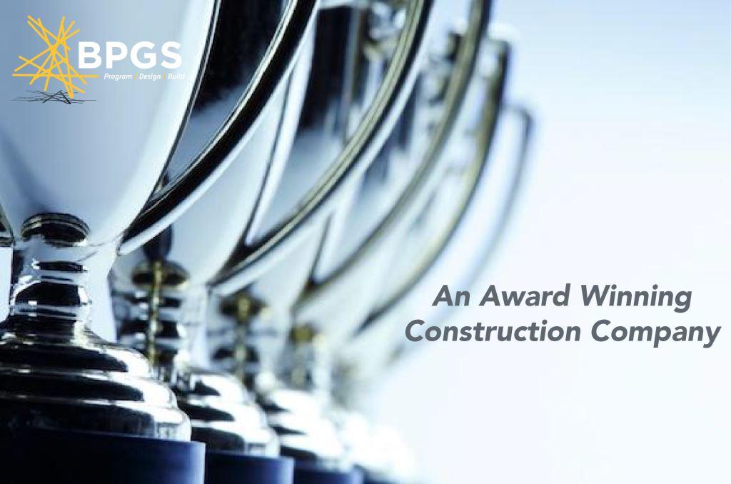 BPGS Construction An Award Winning Construction Company