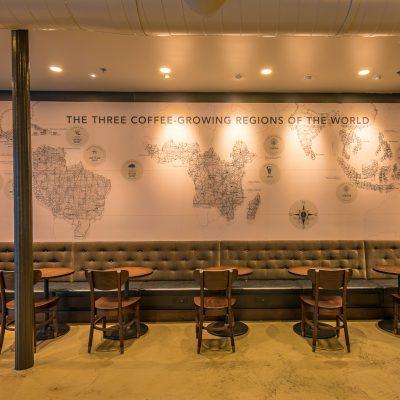 Starbucks on Market by BPGS Construction