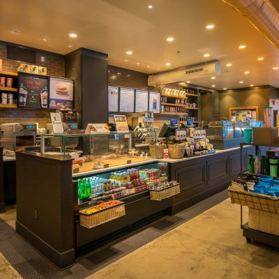 Starbucks on Market by BPGS Construction