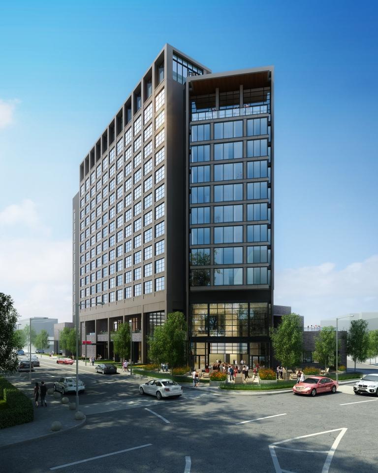 BPGS Construction to Develop Virgin Hotel