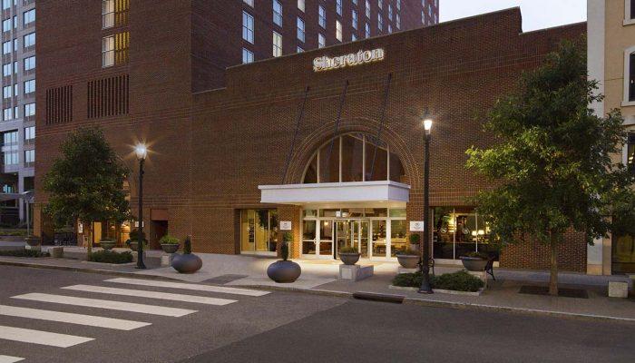 BPGS Construction Management Sheraton Raleigh Hotel RECIPIENT OF THE PRESTIGIOUS 2017 CONVENTION SOUTH AWARD
