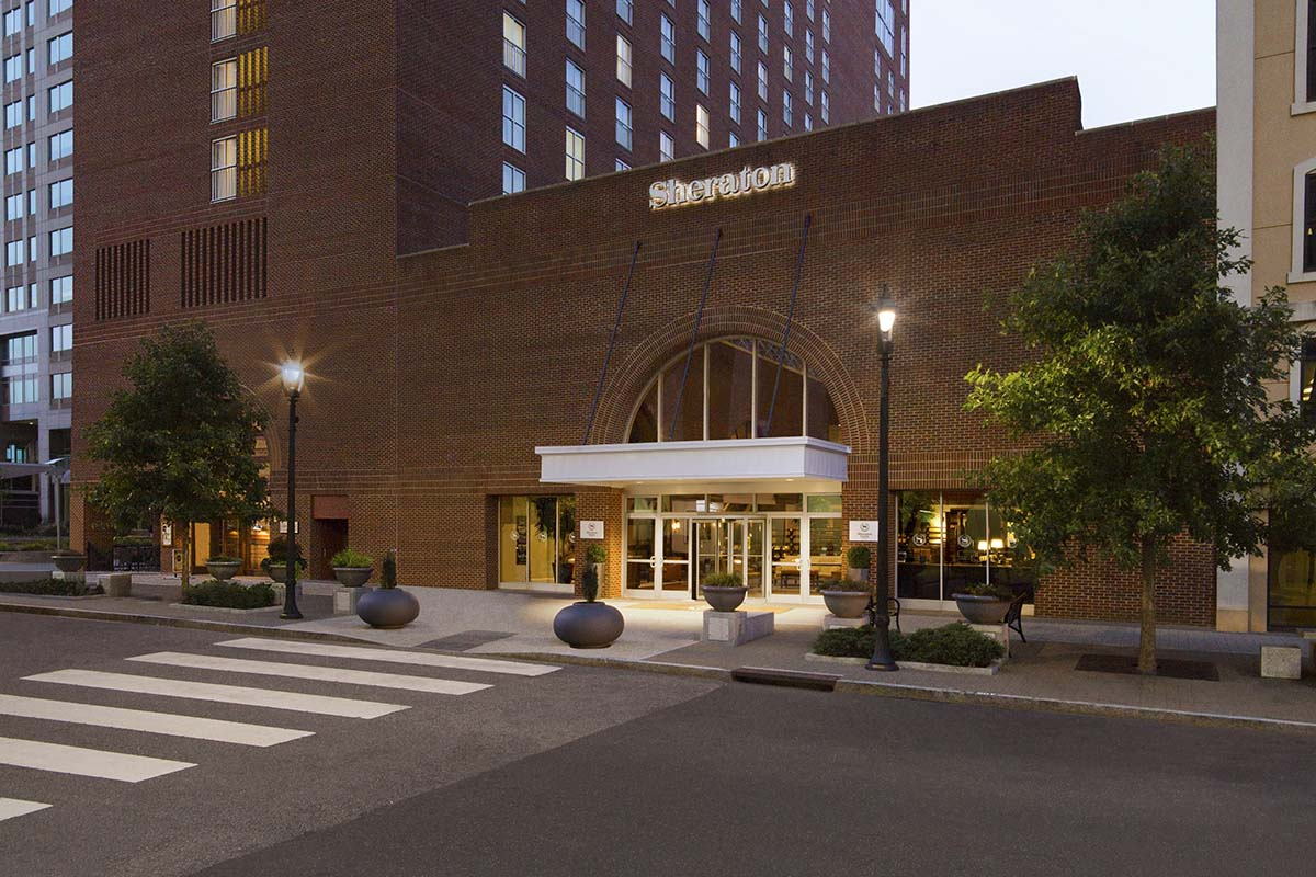 BPGS Construction Management Sheraton Raleigh Hotel RECIPIENT OF THE PRESTIGIOUS 2017 CONVENTION SOUTH AWARD