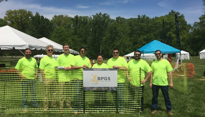 BPGS Construction Volunteering