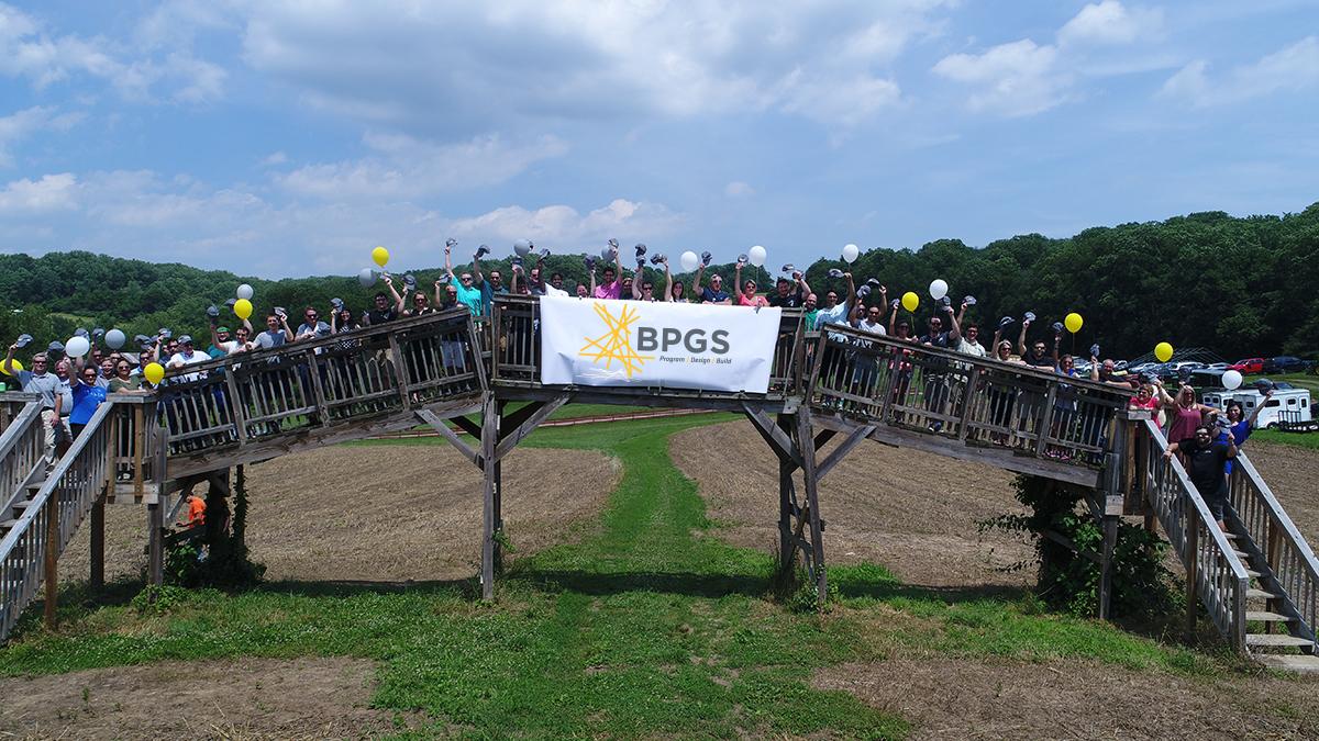 BPGS Construction Team Ramsey Farms 2017