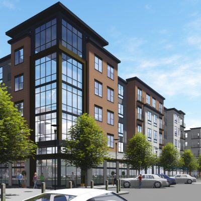 Concord plaza redevelopment