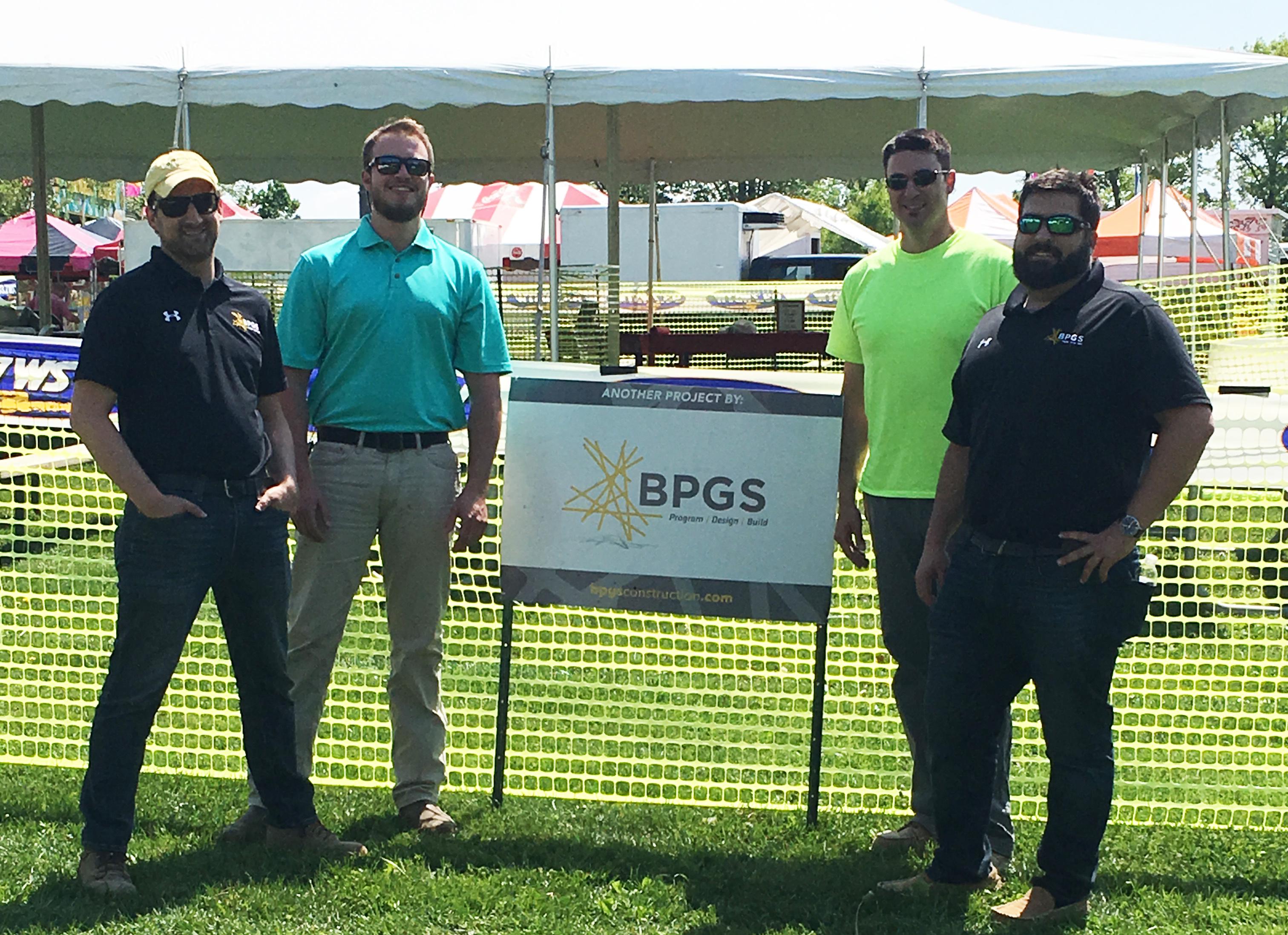 BPGS Construction Wilmington Flower Market